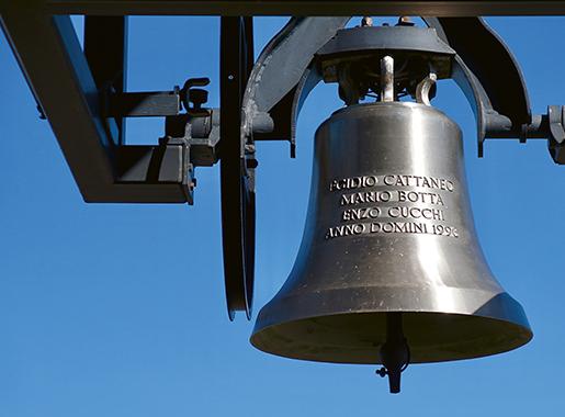 Glockenläuten Für Den Frieden